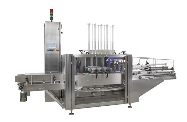 LOGO_SERVOSET L400 (Lidding machine for thermoformed packs, trays or cups)