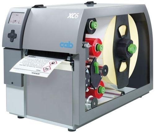 LOGO_Etikettendrucker XC6 - für zweifarbiges Drucken nach GHS