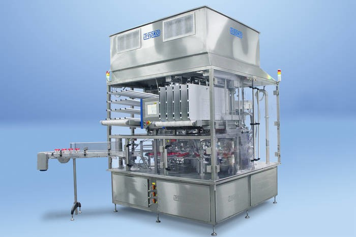LOGO_200 Series - rotary cup filling & closing machines