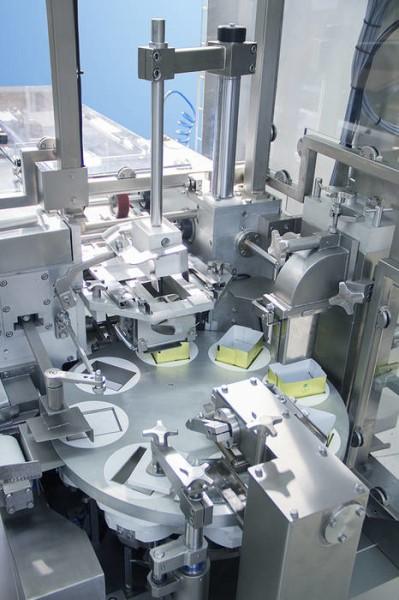 LOGO_Serie 800 - Automaten zum Formen und Einwickeln von Würfeln