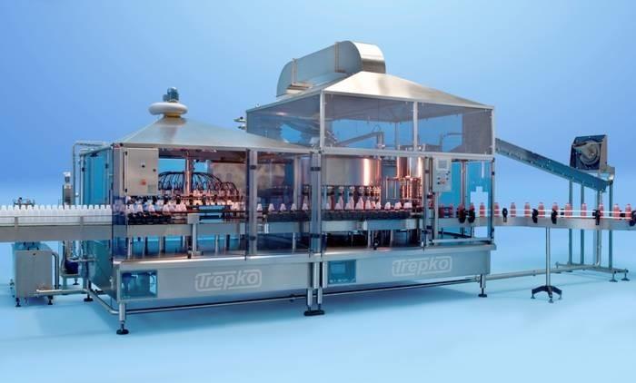LOGO_Serie 3000 - Maschine für das Füllen von Flaschen