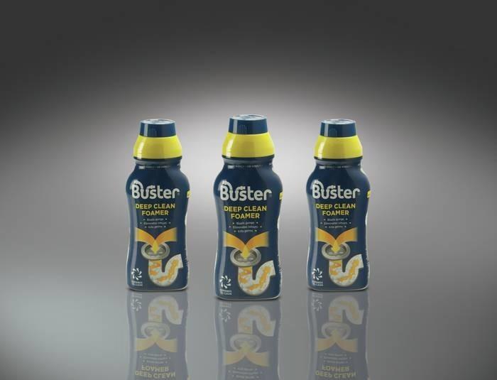 LOGO_Buster Dual Chamber Deep Clean Foamer