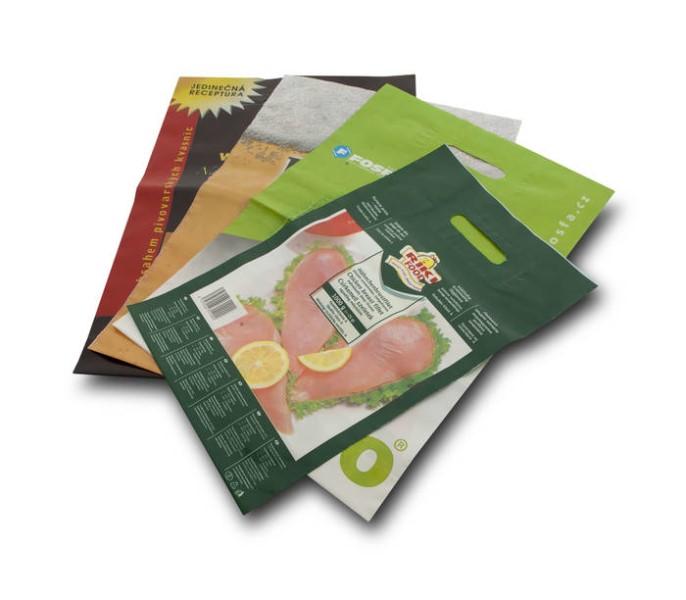 LOGO_Standbeutel, Roll to roll Beutel, Beutel für maschinelle Verpackung, Tragetaschen, Taschen mit Euroloch, Perforation, Aluminium für Haushalt