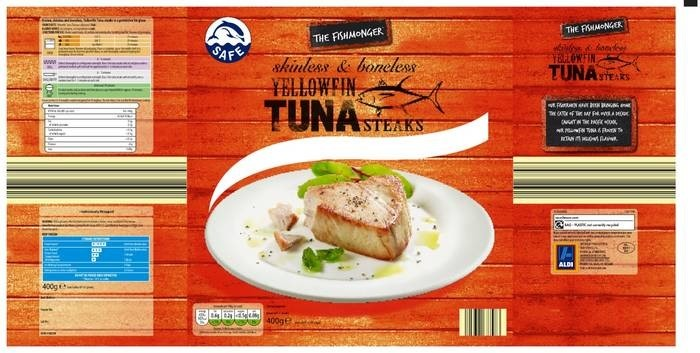 LOGO_Schmedes Aldi Yellowfin Tuna Steaks