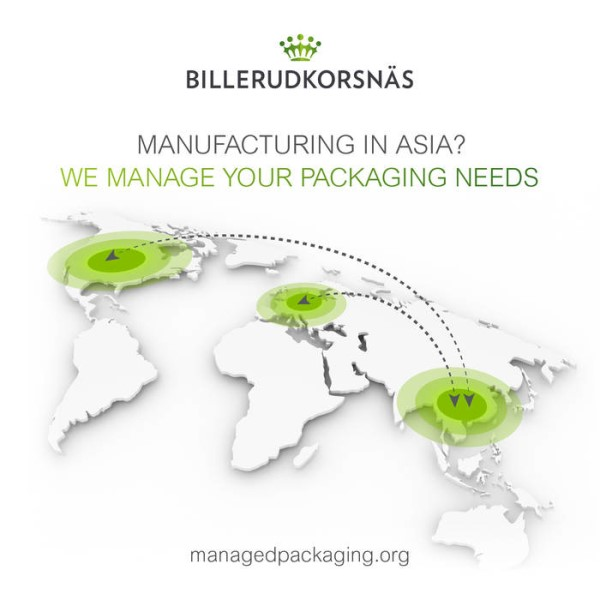 LOGO_Managed Packaging von BillerudKorsnäs