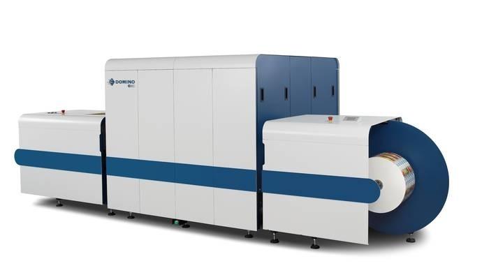 LOGO_Digitale Vollfarb-Etikettendruckmaschine N610i