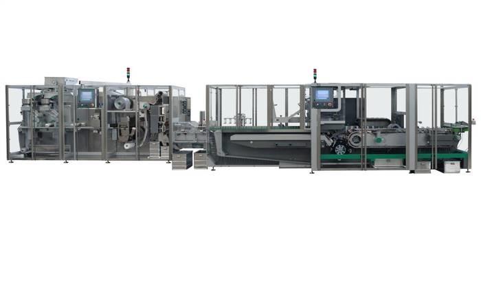 LOGO_INTEGRA 520V Neue Blister und Kartoniermaschine