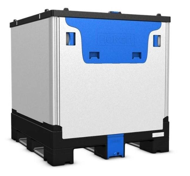 LOGO_HOREN OF330 Plastic Foldable IBC