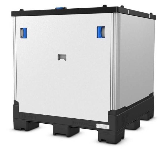 LOGO_HOREN FC330 Plastic Foldable IBC
