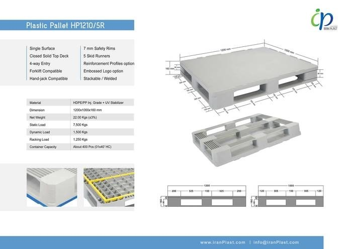 LOGO_Plastic Pallet IPM1210