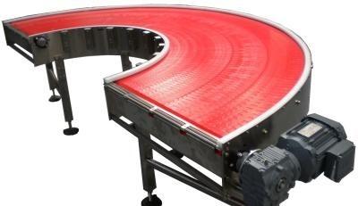 LOGO_modular plastic belt curve