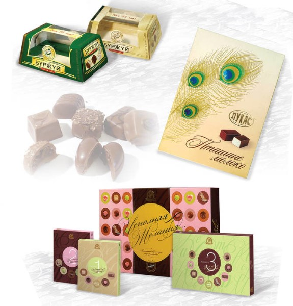 LOGO_Packaging for confectionery