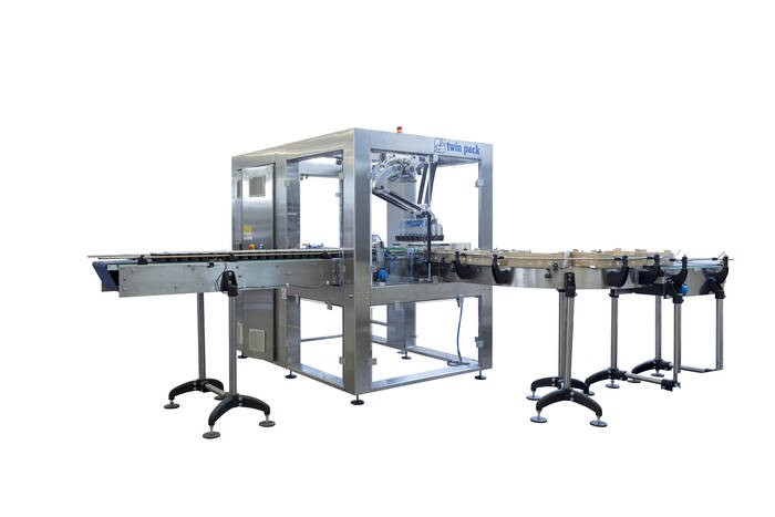 LOGO_TwinPack packaging machine with PICK & PLACE unti