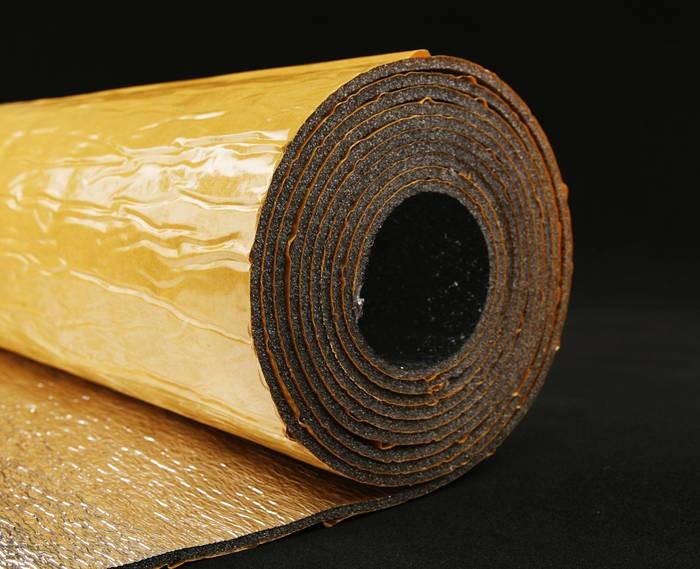 LOGO_PE sheet with adhesive and aluminium