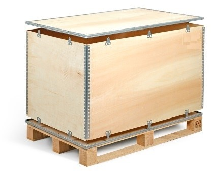 LOGO_Machinery for foldable Plywood boxes