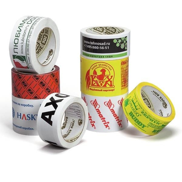 LOGO_Printed tapes