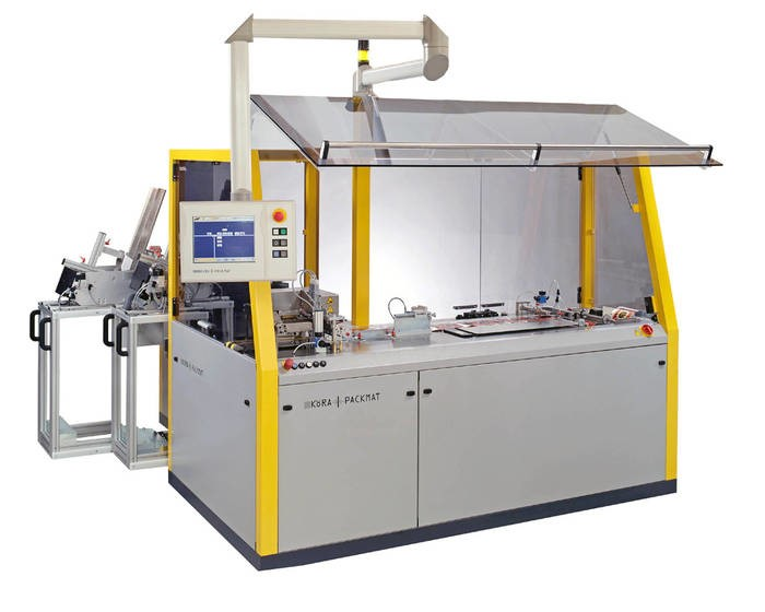 LOGO_VMC105 Film Wrapping System