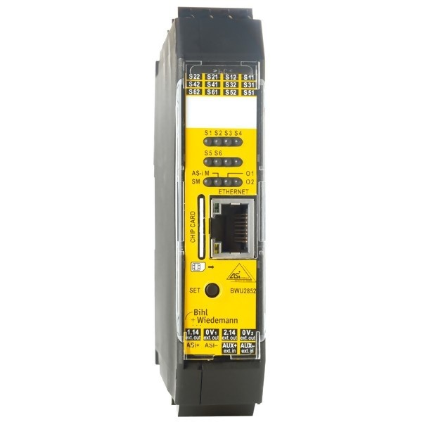 LOGO_Safety Basis Monitor mit Ethernet-Diagnoseschnittstelle