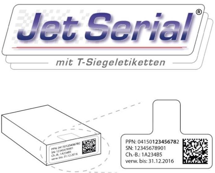 LOGO_Labels for serialization