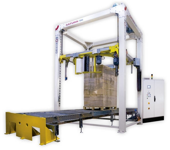 LOGO_SATURN S6 PALLET STRETCH WRAPPING MACHINE
