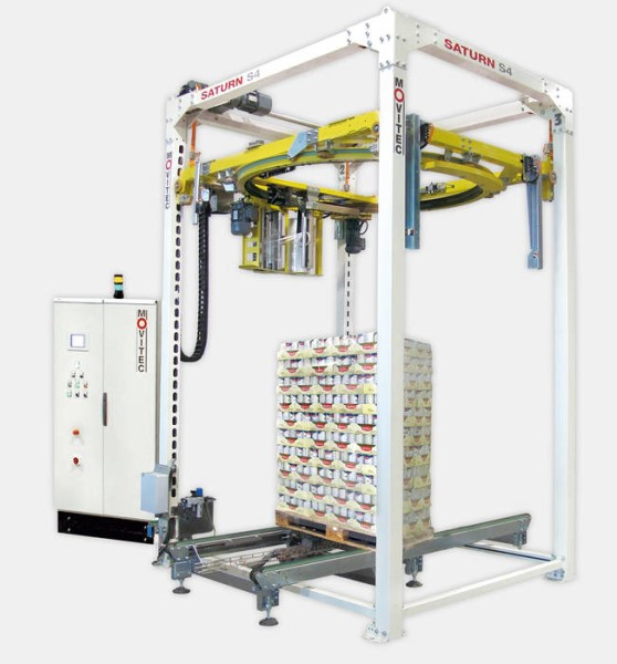 LOGO_SATURN S4 PALLET STRETCH WRAPPING MACHINE