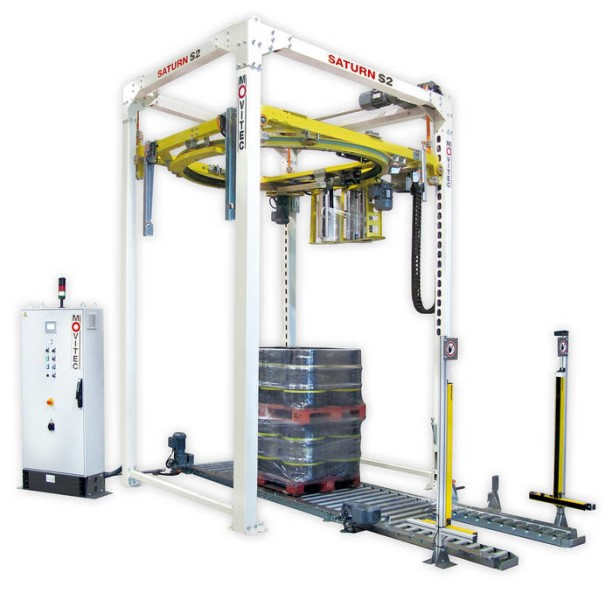 LOGO_SATURN S2 PALLET STRETCH WRAPPING MACHINE