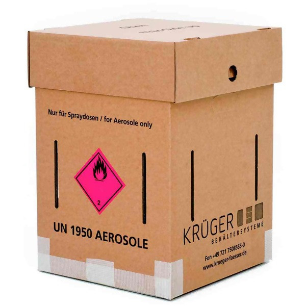LOGO_DS Smith Packaging mit sicherer Lösung für den Aerosoldosentransport