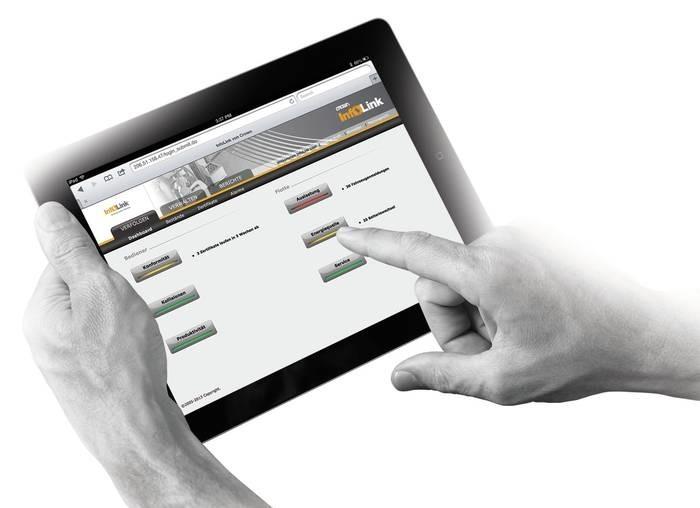 LOGO_Die Flotte im Blick: Das Crown InfoLink® Flottenmanagementsystem
