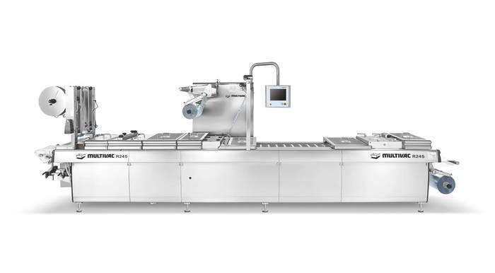 LOGO_Thermoforming packaging machine R 245