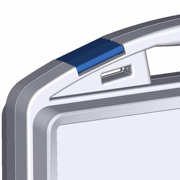 LOGO_TWIST – Der moderne Designkoffer mit innovativen Funktionalitäten