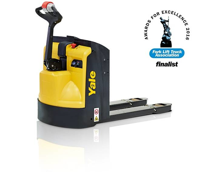 LOGO_Pedestrian Powered Pallet Truck MP16-22