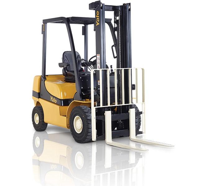 LOGO_Standard Diesel or LPG Forklift Truck