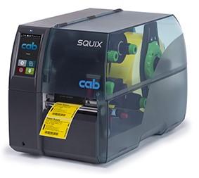 LOGO_Etikettendrucker SQUIX - für industrielle Anwendungen
