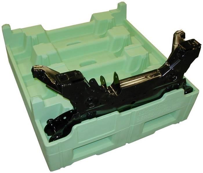 LOGO_Rotationsgeformte Verpackungseinheit für Fahrzeug-Rahmen-Element