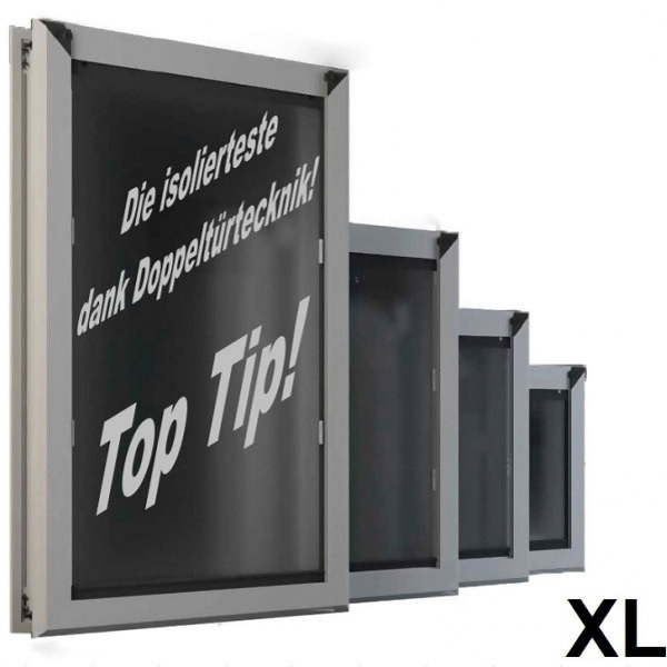 LOGO_DD9XL-Pro, isolated dog door with aluminium frame