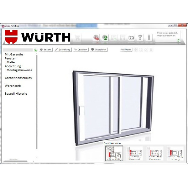 LOGO_Configurator window sealing