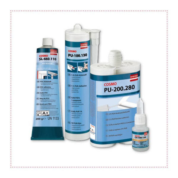 LOGO_Adhesives for window construction