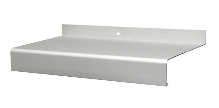 LOGO_Window sill system FBS 40 (40 mm drip cap, 25 mm screw-mounting edge)
