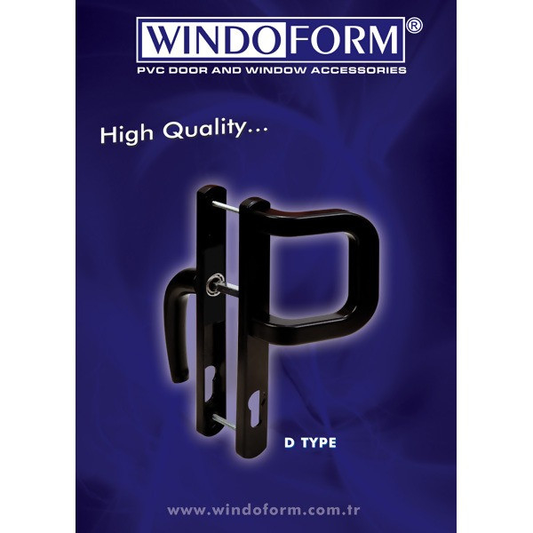 LOGO_D-Type Door Handle