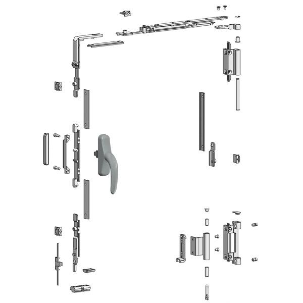 LOGO_ALTT 501 Dreh-Kippbeschlag