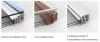 LOGO_Profildübel zur Befestigung diverser Absturzsicherungssysteme am Fenster