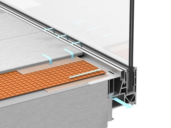 LOGO_Railing System AQUAVIVA with integrated drainage