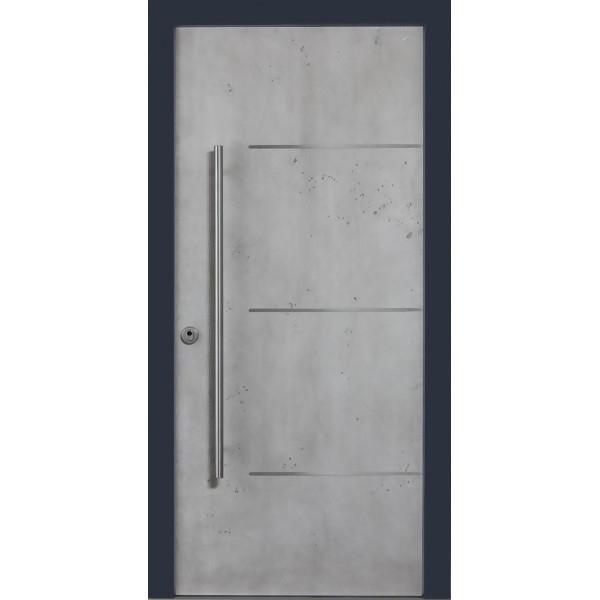 LOGO_Aluminium-Holz-Haustür Baku - Luxus und Komfort