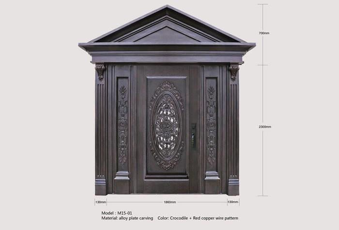 LOGO_New Classical Villa Entrances