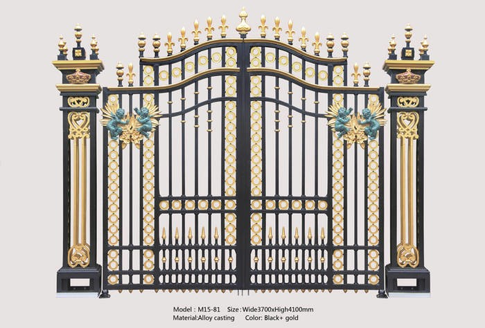 LOGO_Royal Guard Villa Gate Series