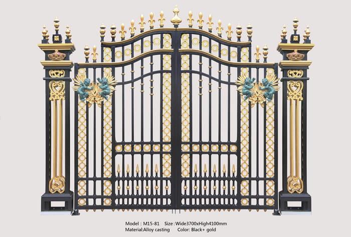 LOGO_Royal Guard Villa Gate Series