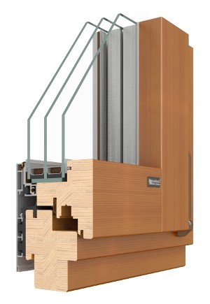 LOGO_Energy-saving Wooden-Aluminium Windows PURO