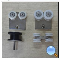 LOGO_Shower glass door fittings rollers
