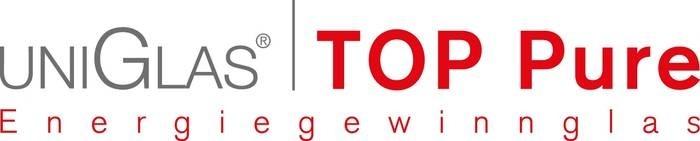 LOGO_UNIGLAS® | TOP Pure Energiegewinnglas