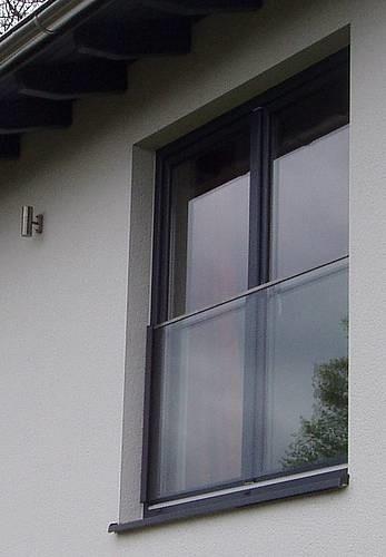 LOGO_Glasklemmsystem für französische Balkone